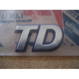 LOGO D'AILE TD FIAT PUNTO TD  - EPA30 - .