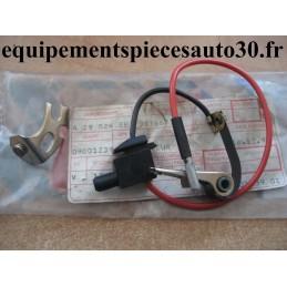 VIS PLATINES RUPTEURS FIAT RITMO CABRIOLET X1/9 DUCELLIER  - EPA30 - .