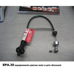 CABLE TIRETTE D EMBRAYAGE PEUGEOT 206  - EPA30.