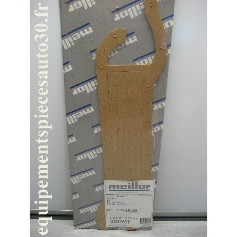 JOINT CARTER HUILE RENAULT 4 R4 5 R5 6 R6 RODEO  - EPA30 - .