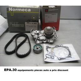 KIT DE DISTRIBUTION + POMPE A EAU RENAULT CLIO R19 EXPRESS  - EPA30 - .