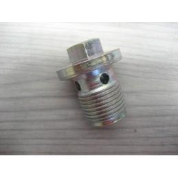 BOUCHON VIDANGE ALFA 159 4C 159 MITO BRERA COUPE GIULIETTA MITO SPIDER 55196505 - EPA30 - .