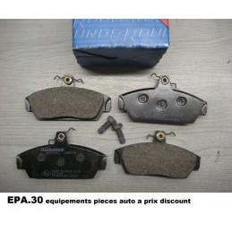 PLAQUETTES DE FREIN AVANT ROVER 111 114 115 METRO MG MGF - 456581 - EPA30 - .