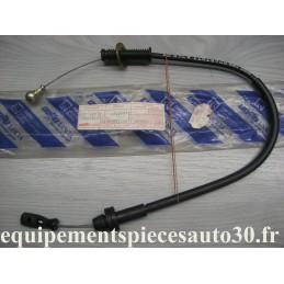 CABLE ACCELERATEUR LANCIA DEDRA IE TB INTEGRALE  - EPA30 - .
