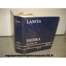 RTA CATALOGUE MANUEL DIAGNOSTIC ELECTRIQUE LANCIA DEDRA - EPA30 - .