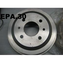 2 TAMBOURS DE FREIN FIAT 126 DIAM 185 MM - EPA30 - .