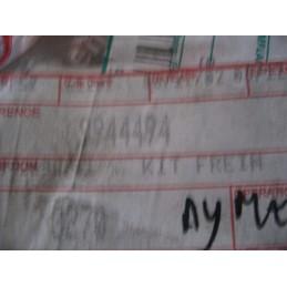 2 KITS JOINTS ETRIERS FREIN AVANT (LUCAS GIRLING) ALFA ROMEO 145 146 155 9944494 - EPA30 - .