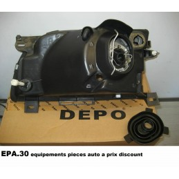 PHARE OPTIQUE AVANT DROIT FORD TRANSIT 01/92-01/00  - EPA30 - .