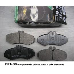 PLAQUETTES DE FREIN AVANT MERCEDES CLASSE V VITO  - EPA30 - .