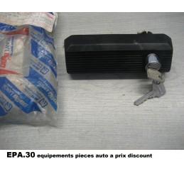 POIGNEE DE COFFRE COMPLETE AVEC CLES FIAT 131 1.6 74-85 - EPA30 - .