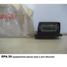 FEU DE PLAQUE FIAT 127 DIESEL  - EPA30 - .