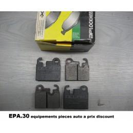 PLAQUETTES DE FREIN ARRIERE BMW SERIE 5 6 7 M5 E12 E23 E24  - EPA30 - .