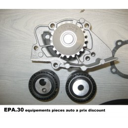 KIT DISTRIBUTION + POMPE A EAU PEUGEOT 206 306 PARTNER CITROEN XSARA  - EPA30 - .
