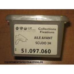 KIT FIXATION AILE AVANT FIAT SCUDO - EPA30 - .