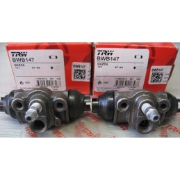 2 CYLINDRES ROUES ARRIERE MAZDA 121 KIA PRIDE PICANTO - EPA30 - .