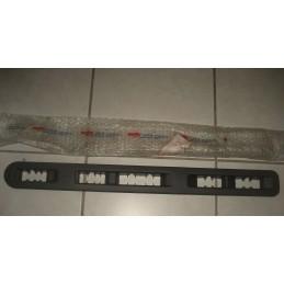 GARNITURE GLISSIERE FIXATION TAPIS ARRIERE GAUCHE FIAT MULTIPLA  - EPA30 - .