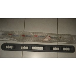 GARNITURE GLISSIERE FIXATION TAPIS ARRIERE GAUCHE FIAT MULTIPLA  - EPA30.