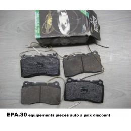 PLAQUETTES DE FREIN AVANT PEUGEOT 607 807 CITROEN C8 FIAT ULYSSE PHEDRA  - EPA30 - .