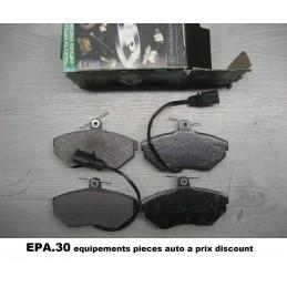 PLAQUETTES DE FREIN AVANT AUDI A4 SEAT EXEO VOLKSWAGEN PASSAT B5  - EPA30 - .