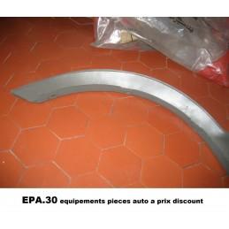 MOULURE GARNITURE BAS DE CAISSE D AILE ARRIERE GAUCHE FIAT 127 SERIE 3  - EPA30 - .