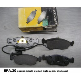 PLAQUETTES DE FREIN AVANT FORD ESCORT 6 MK6 SIERRA MK1 SCORPIO - EPA30 - .