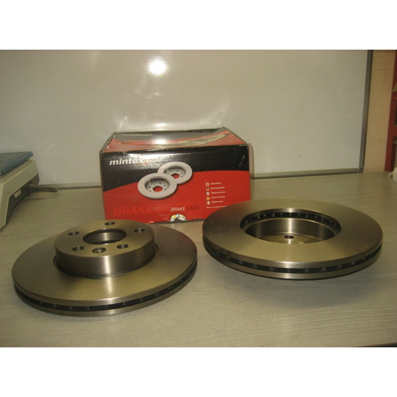 DISQUES FREIN AV FORD GALAXY 1 SEAT ALHAMBRA 1 2 VOLKSWAGEN SHARAN 1 2  - EPA30 - .