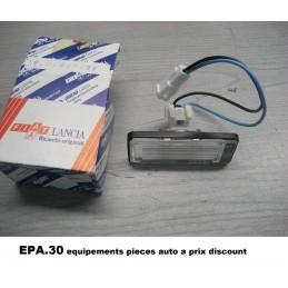 FEU DE PLAQUE LANCIA DEDRA - EPA30.