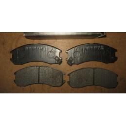 PLAQUETTES FREIN AVANT MAZDA 626 3 (GD) (GD) Break (GV) Coupé (GD) - EPA30.