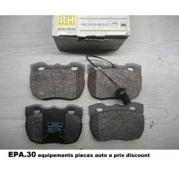 PLAQUETTES DE FREIN AVANT LAND ROVER 90 RANGE ROVER DEFENDER DISCOVERY  - EPA30 - .