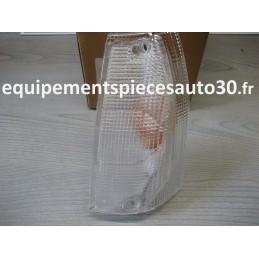 CABOCHON DE FEU AVANT GAUCHE BLANC LANCIA AUTOBIANCHI Y10 R89  - EPA30 - .