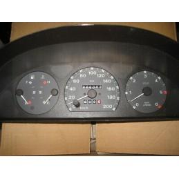 COMPTEUR TABLEAU DE BORD FIAT PUNTO 1.7D TD DE 1993 A 1997  - EPA30 - .