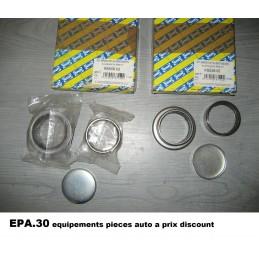 2 KITS DE REPARATION BRAS DE SUSPENSION ARRIERE PEUGEOT 206  - EPA30.