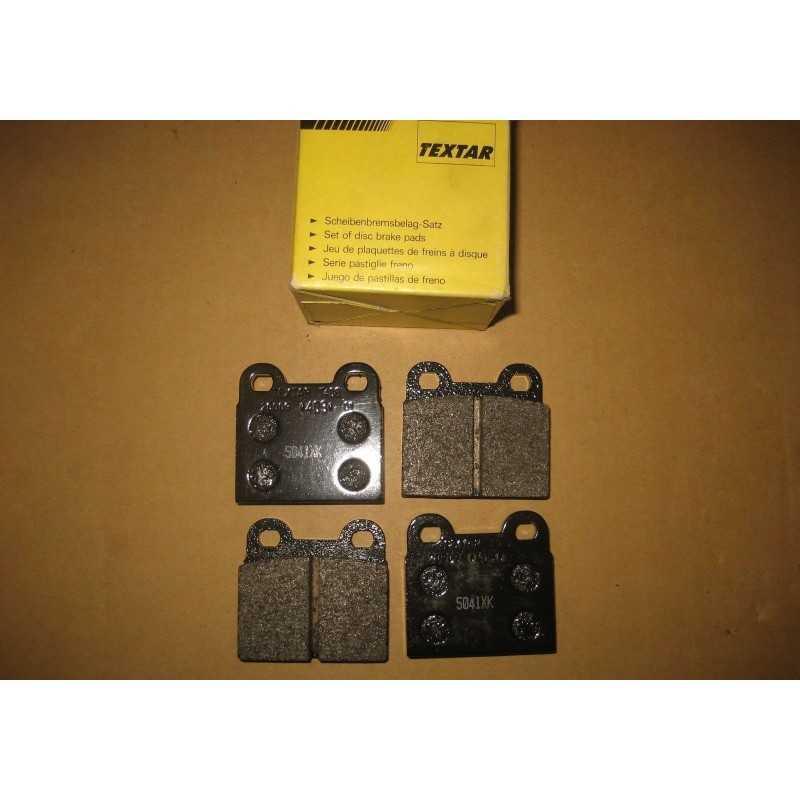 PLAQUETTES FREIN ALFA 1750 2000 GIULIA MONTREAL SPIDER TALBOT 1100 - EPA30.