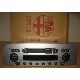 AUTORADIO CD et CASSETTE + code ALFA ROMEO 147 de 2000 à 2010 - 735301786  - EPA30 - .
