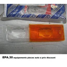 CABOCHON DE FEU CLIGNOTANT AVANT GAUCHE FIAT RITMO  - EPA30.