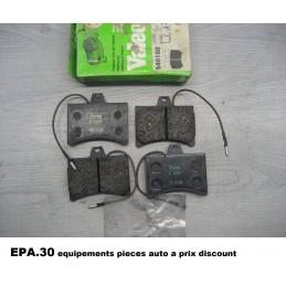 PLAQUETTES DE FREIN AVANT CITROEN C15 LNA VISA PEUGEOT 104  - EPA30 - .