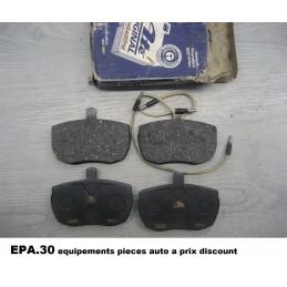 PLAQUETTES DE FREIN AVANT IVECO DAILY 1  - EPA30.