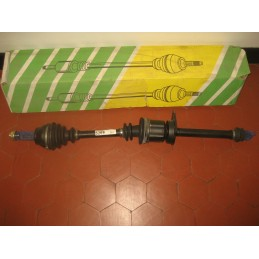 CARDAN TRANSMISSION AVANT DROIT FORD FIESTA 4 COURIER  - EPA30 - .