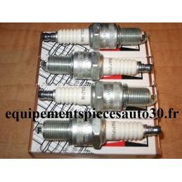 4 BOUGIES CHAMPION ALFA 155 SPIDER TIPO DEDRA DELTA THEMA R19 R21 - RN7YCC - EPA30 - .
