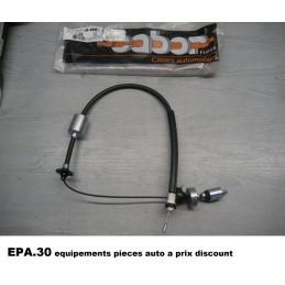 CABLE EMBRAYAGE RENAULT CLIO 2 KANGOO 1 SYMBOL THALIA 1 2 - EPA30 - .
