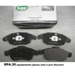 PLAQUETTES DE FREIN AVANT PEUGEOT 5008 PARTNER CITROEN BERLINGO C4 DS4  - EPA30 - .