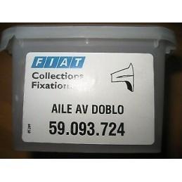KIT DE FIXATION AILE AVANT FIAT DOBLO ALFA LANCIA  - EPA30 - .