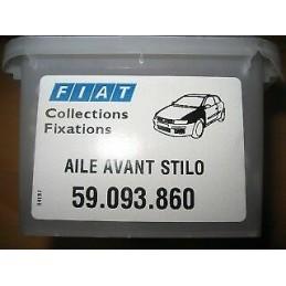 KIT DE FIXATION AILE AVANT FIAT STILO FIAT  - EPA30.