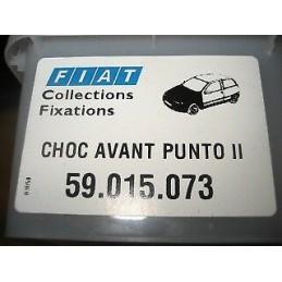 KIT DE FIXATION PARE-CHOCS AVANT FIAT PUNTO II  - EPA30.