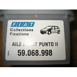 KIT DE FIXATION AILE AVANT FIAT PUNTO II  - EPA30 - .
