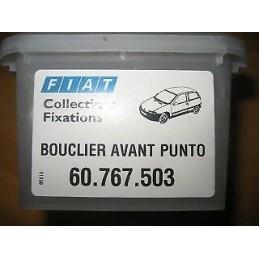 KIT DE FIXATION PARE-CHOCS AVANT FIAT PUNTO  - EPA30 - .