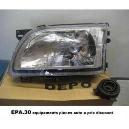 PHARE OPTIQUE AVANT GAUCHE FORD TRANSIT Mk4 06/94-03/00  - EPA30 - .